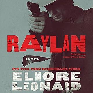 Raylan audiobook cover art