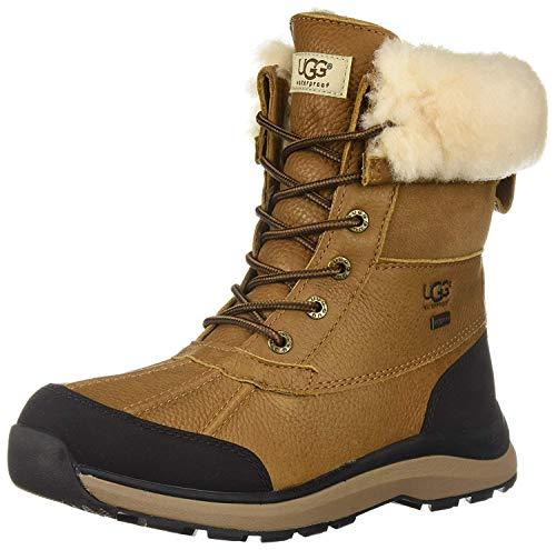 UGG Women's Adirondack Boot III Boot, Chestnut, 6