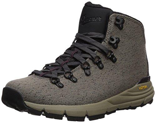 "Danner Women's Mountain 600 EnduroWeave 4.5"" - W's Hiking Boot, Timberwolf, 8 M US"