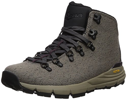"Danner Women's Mountain 600 EnduroWeave 4.5"" - W's Hiking Boot, Timberwolf, 8 M US"