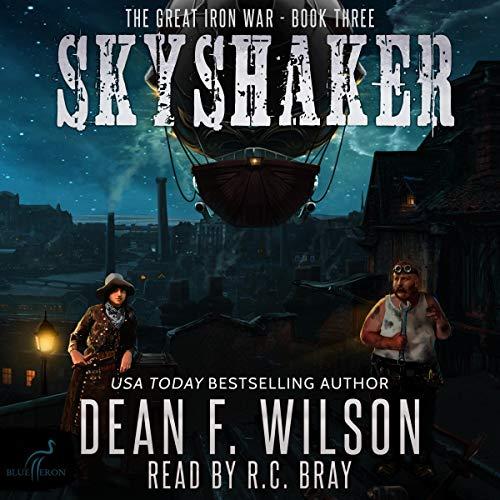 Skyshaker Audiobook By Dean F. Wilson cover art