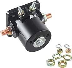 Larbi SMR6003 Heavy Duty Diesel Starter Relay Solenoid Switch Used On Ford,Kawasaki,Johnson, Kubota,Perkins, Kohler,Trim Motor Applications,Mercury Motor,Evinrude,Sierra,OMC Marine Outboards