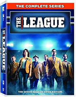 League Complete Series: Value Set (Seasons 1-7) (14 Dvd) [Edizione: Stati Uniti] [Italia]