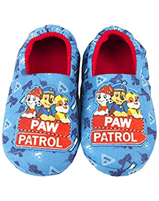 La Pata de la Patrulla de Rescate Equipo Boy Blue House Zapatillas por GBG