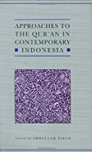 Approaches to the Qur'an in Contemporary Indonesia (Qur'anic Studies Series)
