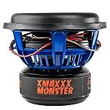 American Bass XMAXXX 12' Subwoofer 6000 Watts Max Dual 2 Ohm X-Max Monster Sub