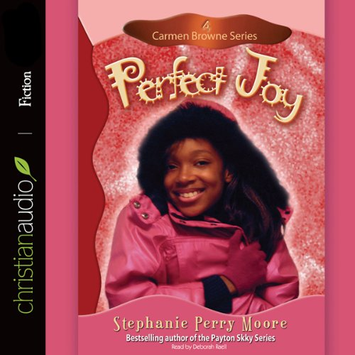 Perfect Joy audiobook cover art