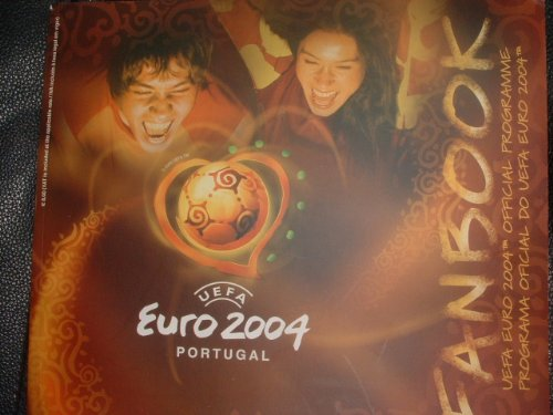 UEFA Euro 2004 Portugal Official Programme
