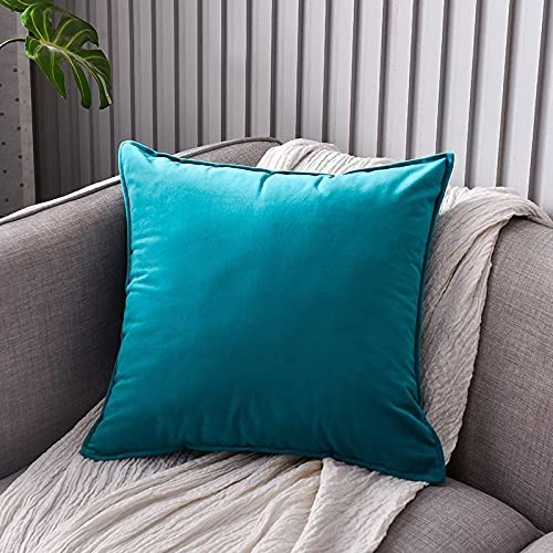 All stores are sold 4040cm Velvet Sofa Pillowcase Solid Car New product! New type Throw Pillows for Color