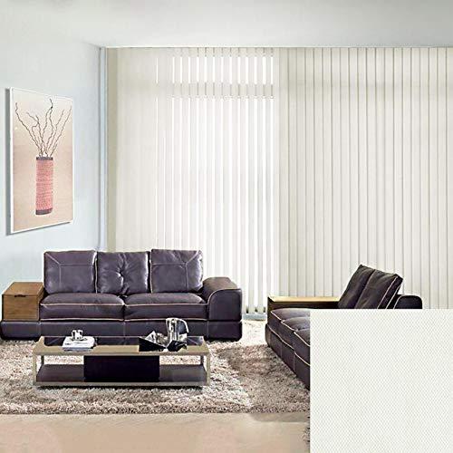 Persiana de Aluminio Dormitorios/Sala de Estar/Baño/Oficina Persianas Verticales, 70% de Protección contra La Luz Y El Deslumbramiento, 60/80/90/100/120 / 140cm de Ancho (Size : W80×H160cm)