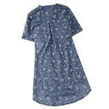 レディース ファッション シンプル風 ストライプ柄 長袖 襟シャツ ポロシャツ トップス 女性 ゆったり 非対称裾 ロング Tシャツワンピース 大きいサイズ ブラウス 上着 チュニック 体型カバー カットソー セール プルオーバー