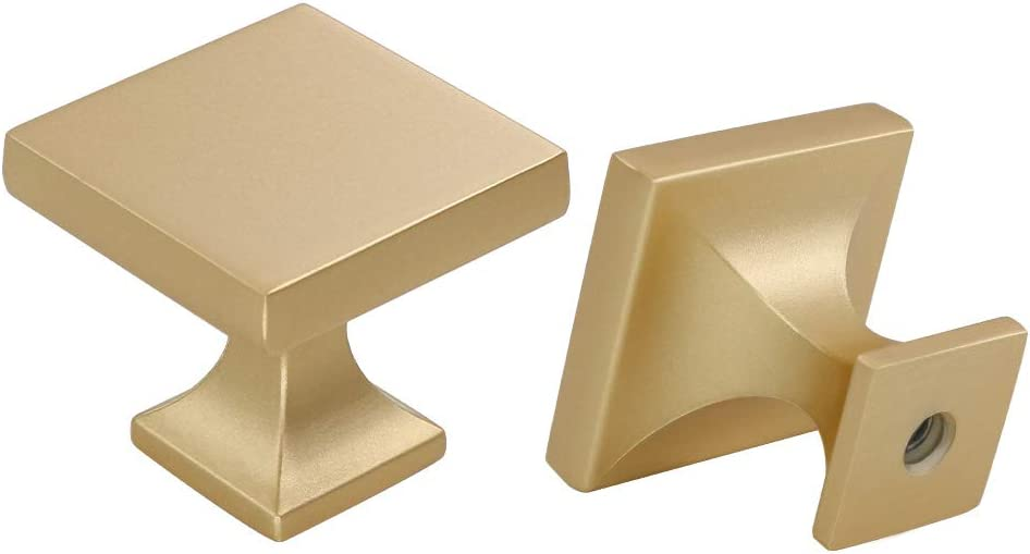 Max 63% OFF homdiy Gold Cabinet Knobs 25 Drawer - Modern Dresser Pack Indianapolis Mall