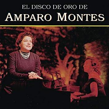 El Disco de Oro de Amparo Montes