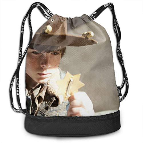 Lightweight Multifunction The Fashion Bundle Backpack Shoulder Bags Outdoor Drawstring Bag Drawstring Backpack
