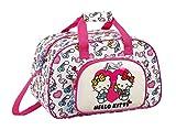 Hello Kitty 2018 Borsa sportiva per bambini, 40 cm, 22 liters, Rosa