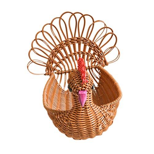Kcnsieou Aufbewahrungskorb Regal Körbe Aufbewahrungskorb Korb Geschenkkorb Traditionelle Mode Korb Kinder Geschenkkorb Wicker