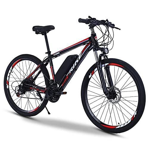 TDHLW Elektrisches Mountainbike für...