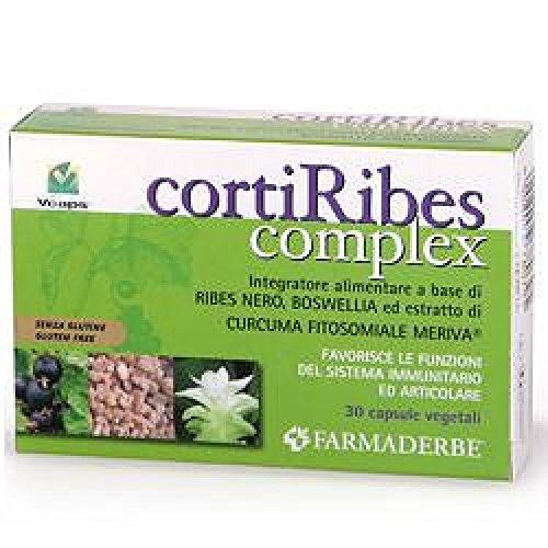 Corti Ribes Complex 30 capsule