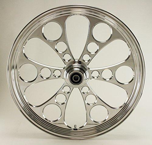 Ultima¨ Kool Kat¨ Aluminum Front Wheel, 21'x 2.15', Dual Disc, 2000 & Later Sealed Ball Bearings and 1' Axle, 37-601