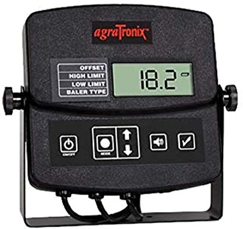 Agratronix BHT-2 Advanced Baler Mounted Moisture Tester For Hay With