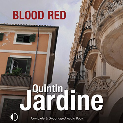 Page de couverture de Blood Red