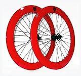 Mowheel Pareja de Ruedas Bicicleta Fixie o Single Speed. Perfil 70mm