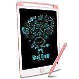 Richgv® Tableta de Escritura LCD de 10 Pulgadas Tablero Negro Inteligente Juguetes de Apr...