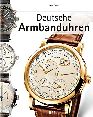 Deutsche Armbanduhren (German Edition)