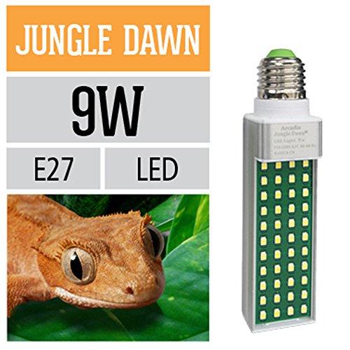 ardacia ajd09 Jungle Dawn Lampe, 9 W