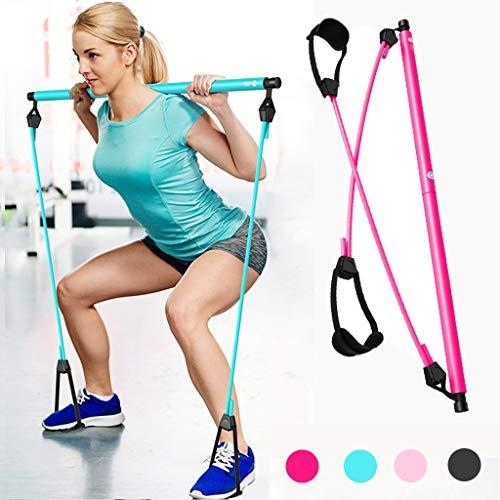 15LB, 17.5LB, 20LB bande di resistenza Body Gym con Marie Osmond-Deluxe Kit
