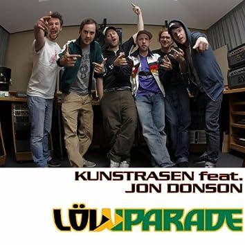 Löwparade (feat. Jon Donson)