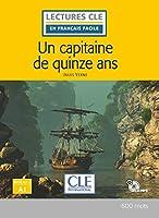 Un capitaine de quinze ans - Livre + CD audio