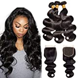 Best Hair Weaves - Brazilian Hair Body Wave 3 Bundles With Closure Review
