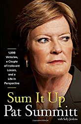 sum it up pat summit best sports autobiographies written by coaches