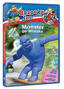 DVD Bazooka Joe and His Gang: Monster by Mistake, Vol. 1 Book