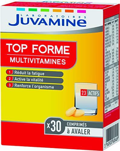 JUVAMINE - TOP FORME MULTIVITAMINES, 30 comprimés...