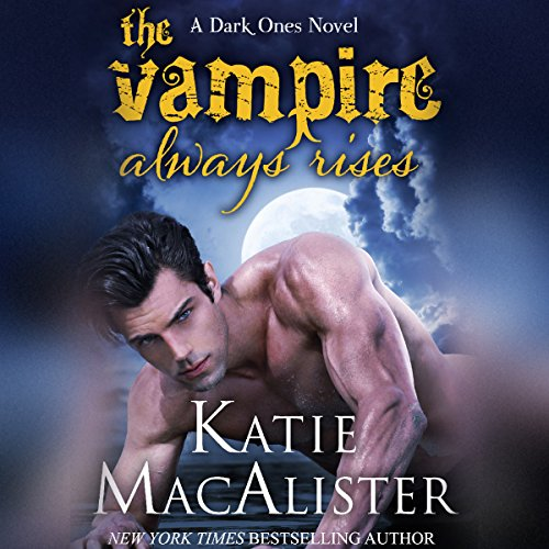 The Vampire Always Rises cover art