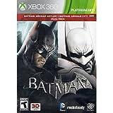 Batman: Arkham Asylum + Batman: Arkham City Dual Pack - Platinum Hits - XBOX 360