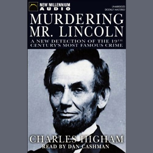 Murdering Mr. Lincoln cover art