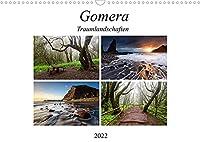 Gomera Traumlandschaften (Wandkalender 2022 DIN A3 quer): Die schoensten Bilder von la Gomera (Monatskalender, 14 Seiten )