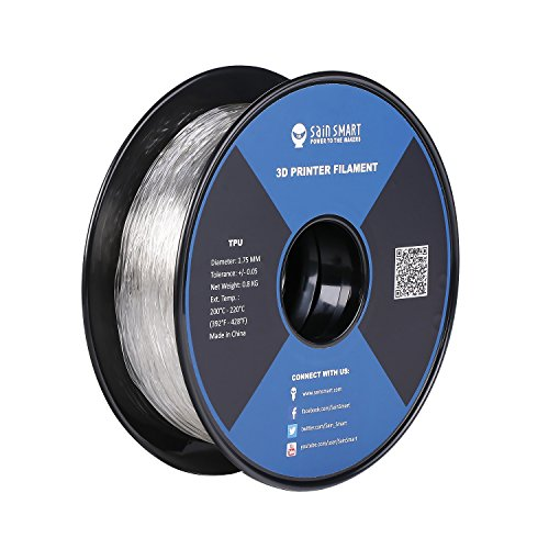 SainSmart 1.75mm flexible TPU Impresoras 3d Bobina