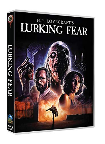 H. P. Lovecraft's Lurking Fear (Uncut-Version) [Blu-ray]