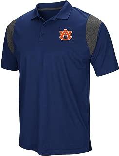 Colosseum Auburn Tigers Mens Blue Friend Polo Shirt