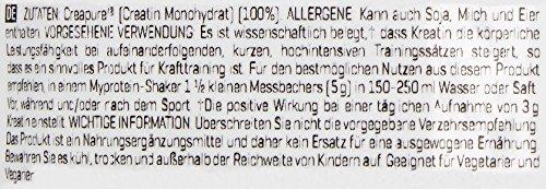 Myprotein Creatine Creapure Unflavoured, 1er Pack (1 x 500 g) - 4
