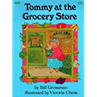 Tommy At The Grocery Store