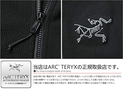ARC'TERYX『デルタLTフーディメンズ』