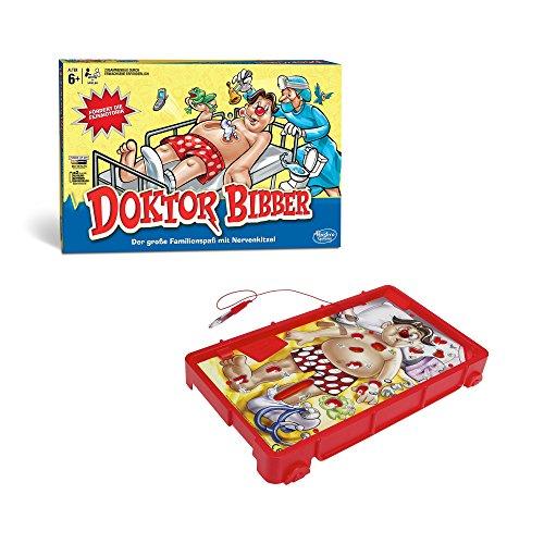 Hasbro Spiele B2176100 - Dr. Bibber, Vorschulspiel