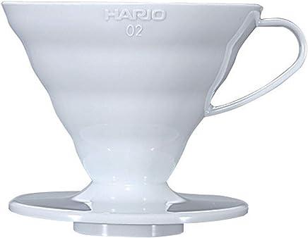 Coador de Café HARIO Branco Até 4 Xícaras