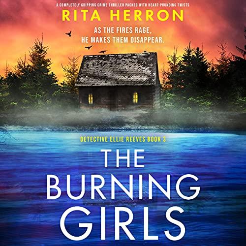 The Burning Girls cover art