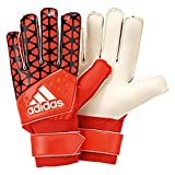Adidas Ace - Guantes de entrenamiento, Niños, color Rojo - rojo solar/naranja atrevido/negro, tamaño 5,5